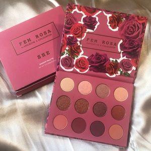 """BNIB Colourpop Fem Rosa """"She"""" Palette"""